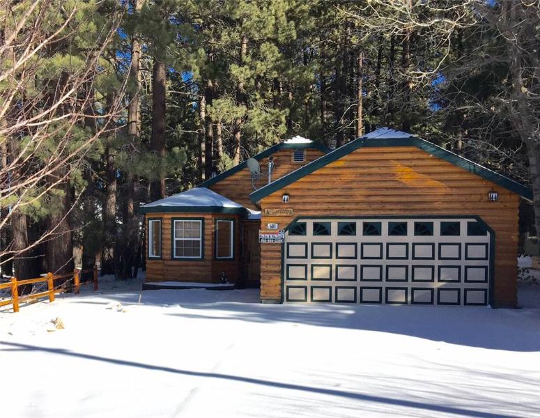 Comfy Cabin #1370 - Image 1 - Big Bear Lake - rentals