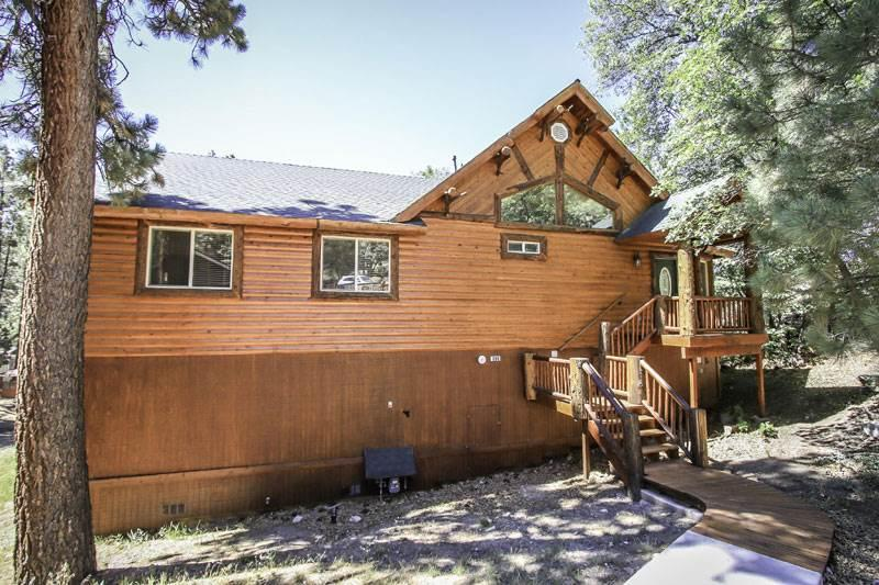 Beary Log Retreat   #907 - Image 1 - Big Bear Lake - rentals