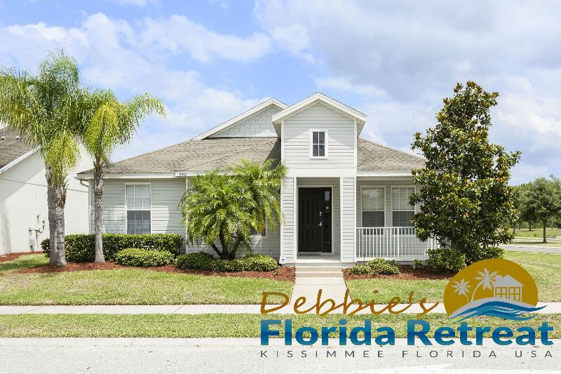 Weekly Luxury Vacation Home Rental - Debbie's Florida Retreat a Luxury Vacation Home - Kissimmee - rentals