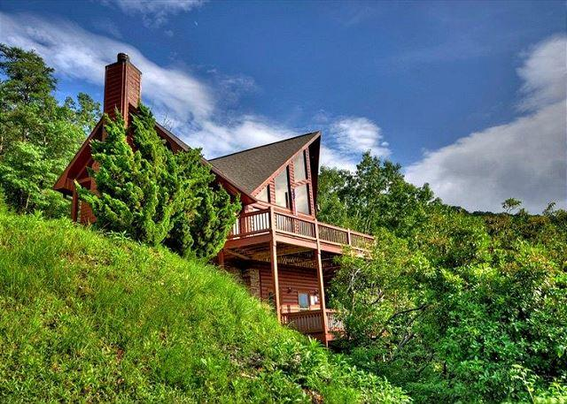 WILD THINGS - Wall of Windows to enjoy the Mountains of North Georgia - Blue Ridge - rentals