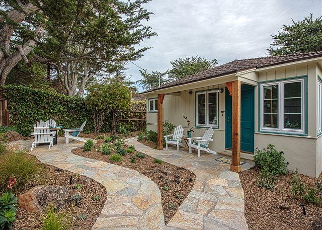 3710 Beau Geste by-the-Sea - Walk to Carmel River Beach & Eastwood's Place! - Image 1 - Carmel - rentals