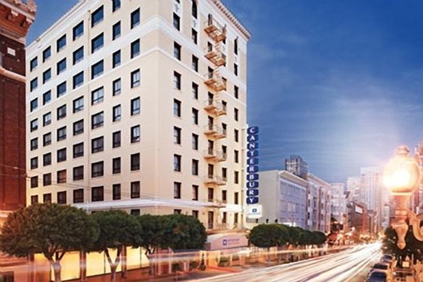 Lovely 1 Bedroom Condo at Wyndham Canterbury - Image 1 - San Francisco - rentals