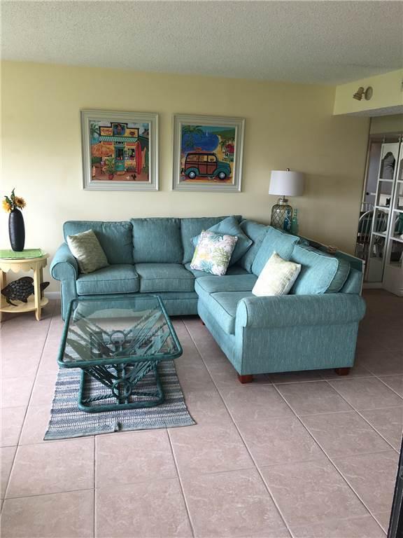 Colony Reef 3302,  3 Bedrooms, Ocean View, 3rd floor, Indoor Pool, Sleeps 7 - Image 1 - Saint Augustine - rentals