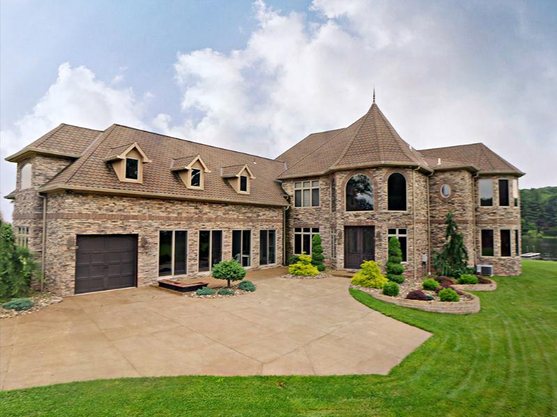 Castle at the Lake-Indoor Pool! - Image 1 - Swanton - rentals