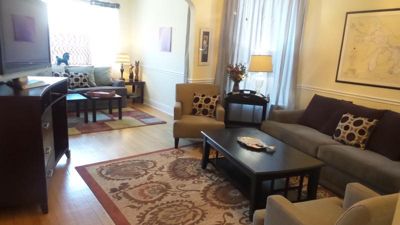 Wrigleyville Retreat-  Ashland Home- - Image 1 - Chicago - rentals