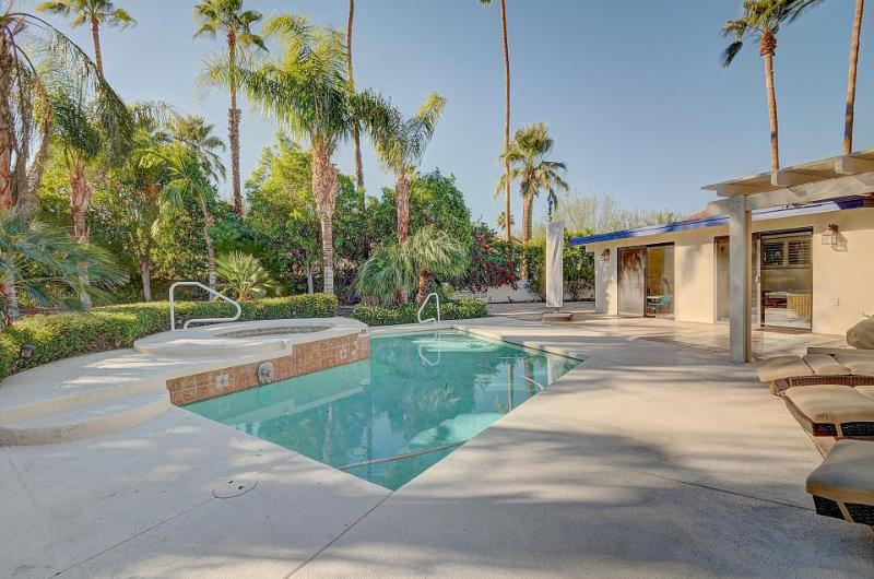 Live in luxury in this upscale abode w/ pool & hot tub! - Image 1 - Palm Desert - rentals