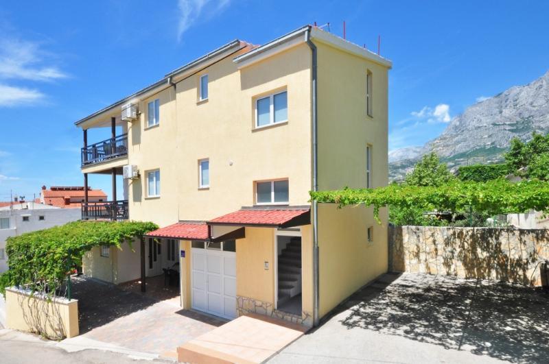house - 6031 A(8) - Makarska - Makarska - rentals