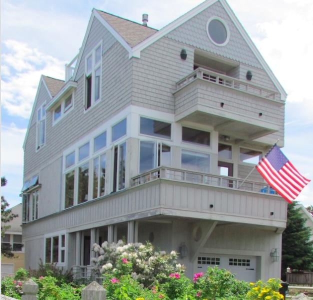 Great BEACH HOUSE at Ferry Beach in So Maine - Image 1 - Saco - rentals