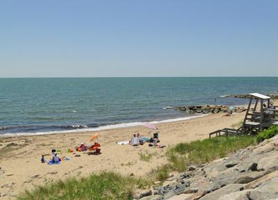Sea Street Beach is a short walk down the street from our house. - Looking for Fun in the Sun and a Place to Relax??? - Dennis Port - rentals