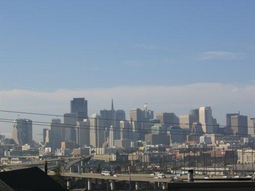 City veiw - San Francisco with City Views 3 bedrooms one bath - San Francisco - rentals