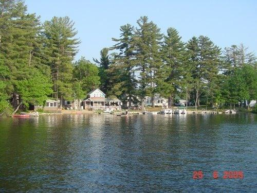Sunnyside Cottages Lake front - SUNNYSIDE COTTAGES - Waterboro - rentals