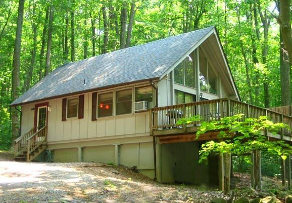 HTH #3 - HOT TUB HEAVEN # 3  CABINS !  DOG FRIENDLY! - Front Royal - rentals