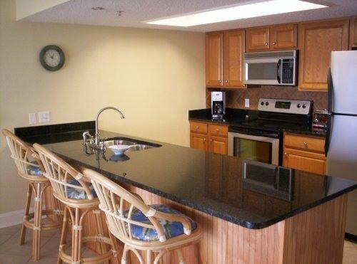 RENOVATED KITCHEN- GRANITE WITH STAINLESS APP - Dec 3 - 24,  499/WK call us for Holiday Villas III - Indian Rocks Beach - rentals