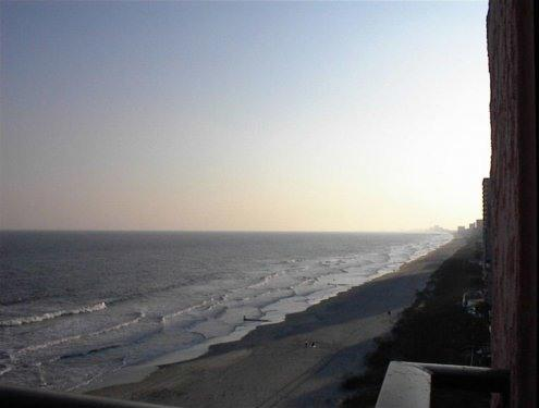 Direct Oceanfront (right) - Affordable Oceanfront Condo - North Myrtle Beach - rentals