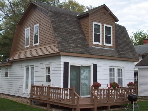 Cottage #1 - Shawano Lake Resort - Furnished Lakefront Cottages - Shawano - rentals