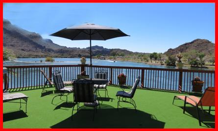 River Front Home w/Private Boat Ramp Pontoon Dock - Image 1 - Parker Dam - rentals