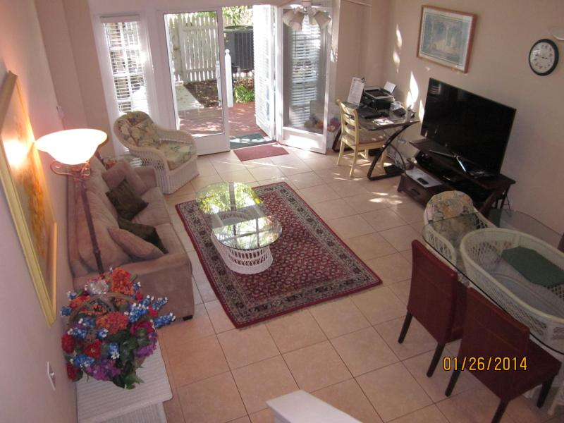 first floor great room - Best Old Town Location in Key West - Key West - rentals