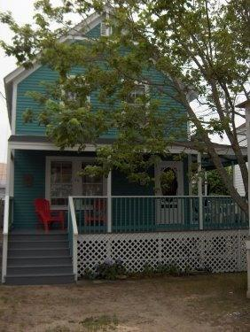 Front of cottage - September is Gorgeous in Old Orchard! - Old Orchard Beach - rentals