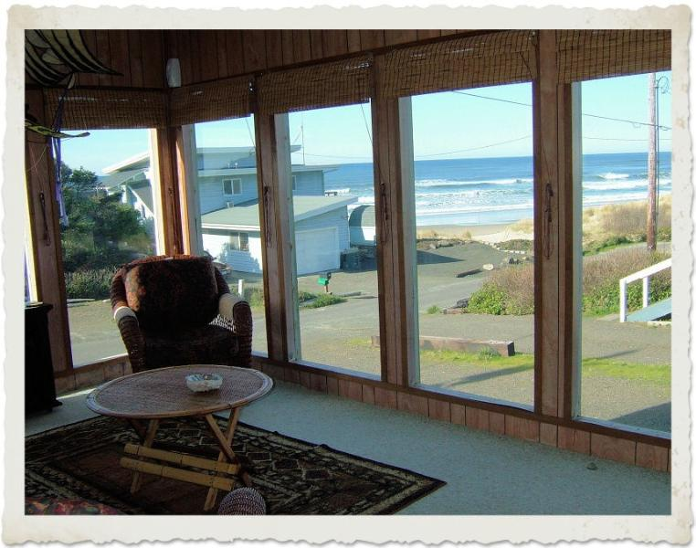 Sun Porch - Sea Lion Surf -- Just steps from Heceta Beach - Florence - rentals