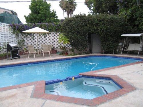 Private Backyard - great for entertaining - Capo Paradise with Private Pool - Capistrano Beach - rentals