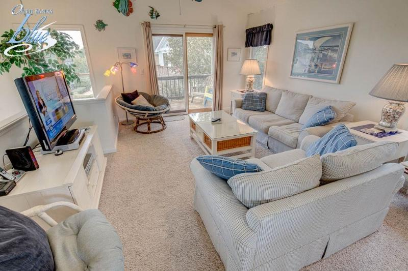 Living Room - Now Booking 2017 weeks - Corolla - rentals