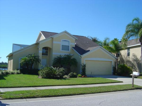 front of the house - Luxerious pool home with river view - Bradenton - rentals