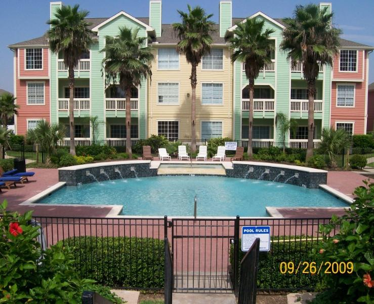 Resort Style Pool #1 - LUXURY CONDO on the Seawall w/ Yard & Panoramic Views! - Galveston Island - rentals