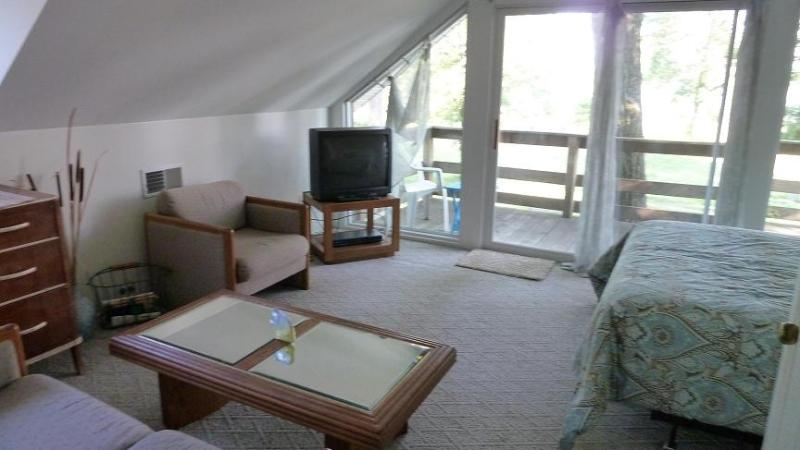 Master Suite - Tree House Chalet on Koontz Lake, Indiana - Walkerton - rentals