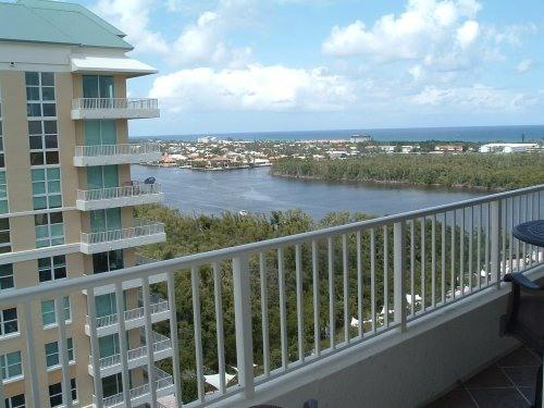 Day time view 14th floor LPH - Beach, Intracoastal , beautifully decorated condo - Boynton Beach - rentals