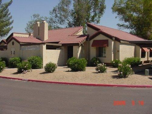 Front of Condo - Arizona Condo - 3 Bedrooms & 2 Bathrooms - Tempe - rentals