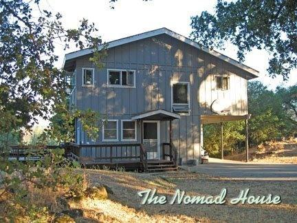 The Nomad House - California Gold Country hide-away - Penn Valley - rentals