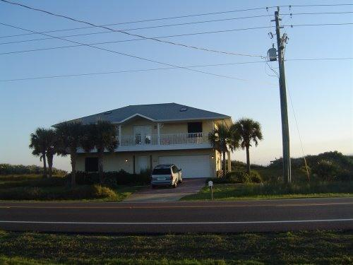 private beach house on the ocean--what a deal! - Image 1 - Flagler Beach - rentals