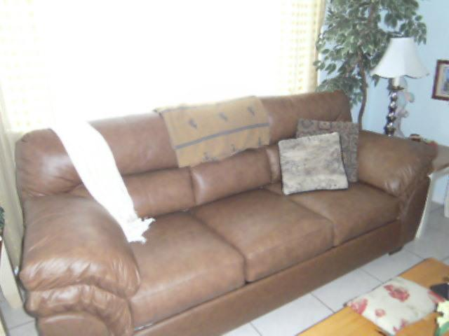 Gorgeous living area with sofa that sleeps 2. - Great Beach Location - Cape Canaveral - rentals