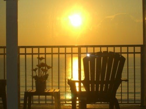 The Perfect Sunrise - Oceanfront 6th Floor - New Condo, Surf Club III - Palm Coast - rentals