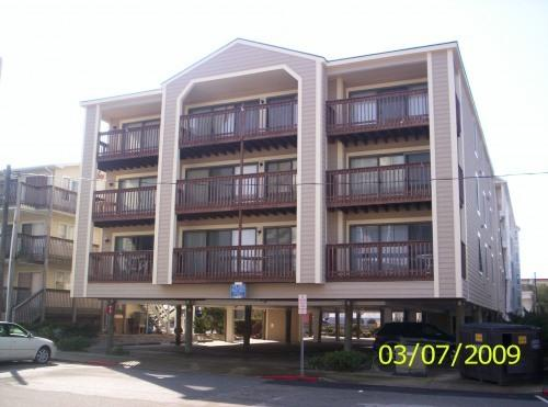 Silver Shores - Ocean City Condo with Ocean View Sleeps 8 - Ocean City - rentals