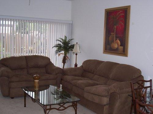 Living Room - Beautiful Condo Near Sanibel and Fort Myers Beach - Fort Myers - rentals