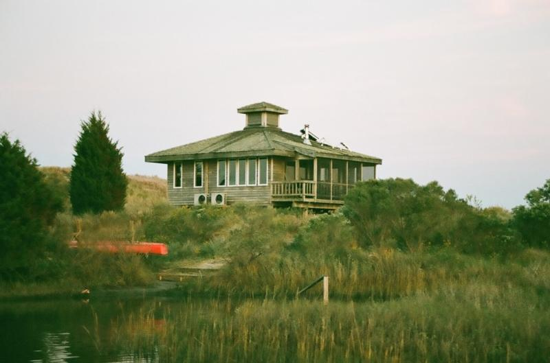 Sands Island Refuge Cottage - Private island cottage with 19ft boat / 45hp motor - Emerald Isle - rentals