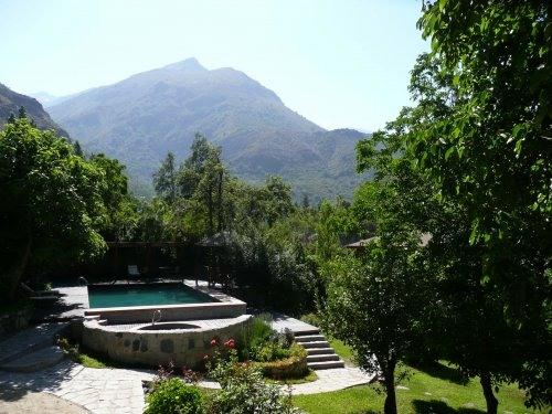 Villa Puertazul, Pool/HotTub, in the foothills of the Andes Mntins, 90 min SCL - ANDES MTN GARDEN OF EDEN, POOL, HOTTUB, RAFTING + - San Alfonso - rentals