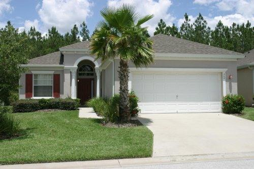 Villa Front - Luxury 4 bedroom, 3 bathroom villa close to Disney - Davenport - rentals
