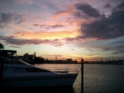 SUNETS FROM OUR DOCK - CLEARWATER BEACH WATERFRONT HOME W/DOCK/BOAT SLIP - Clearwater Beach - rentals