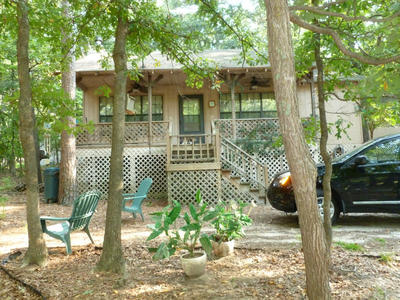 Cabin Rental In East Texas Piney Woods-Holly Lake - Image 1 - Hawkins - rentals