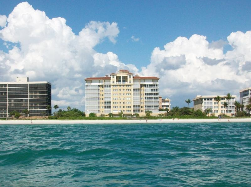 YES, SEA CHASE IS ON THE BEACH - UNOBSTRUCTED VIEW - Oceanfront 5 Star Condo - Naples Vanderbilt Beach - Naples - rentals