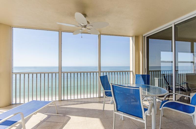 SCH702 - LANAI - Oceanfront 5 Star Condo - Naples Vanderbilt Beach - Naples - rentals
