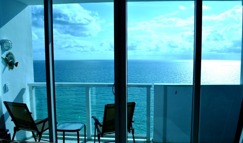 A-1 Great Ocean View (balcony) with Free Wi-Fi - Image 1 - Miami - rentals