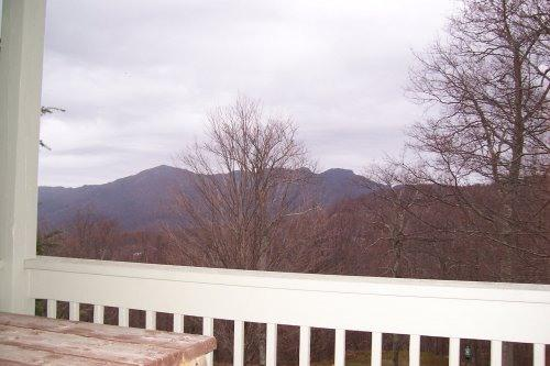 From Deck, Grandfather Mtn - Ski Sugar Mountain, Visit NC High Country - Sugar Mountain - rentals