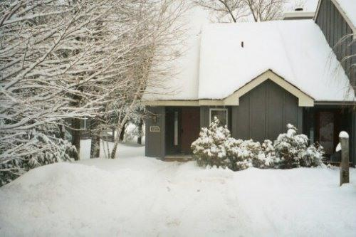 our house in the winter - Minutes from Jack Frost Mountain - Lake Harmony - rentals