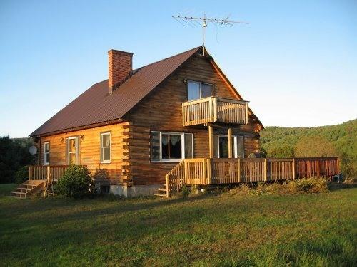Log Cabin With Views - Image 1 - Grafton - rentals