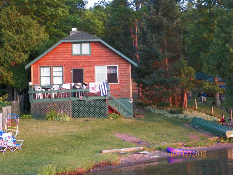 Sunset Lake Cabins-The Walleye-Iron River, MI - Image 1 - Iron River - rentals
