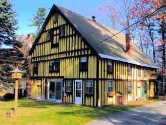 Kona Loft - Unique Bavarian Style Home - Unique Bavarian Style Home with a historical past - Moultonborough - rentals