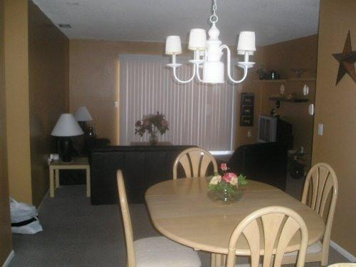 living room/dining room - Metro Luxury Condo-    5-10 Minutes to the Beach - Clearwater - rentals
